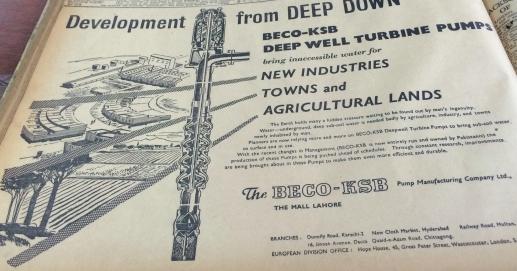 """Groundwater as """"hidden treasure"""""""